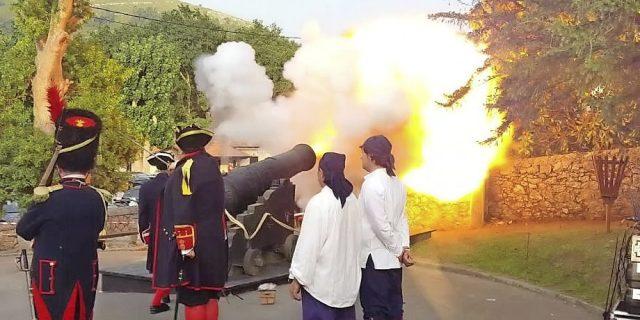 The Artillery Factory of La Cavada