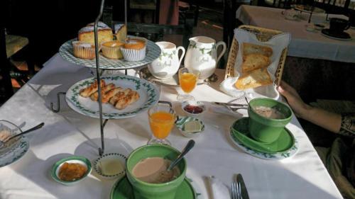 Desayuno El Arral